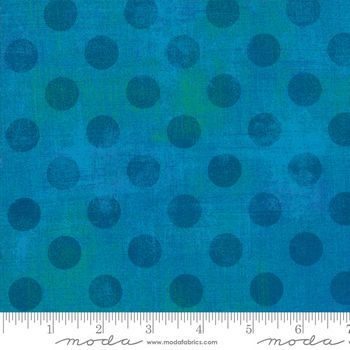 30149-55 Moda Grunge Hits The Spot - Turquoise