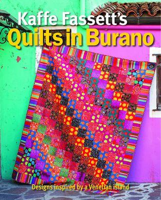 Kaffe Fassett's Quilts In Burano