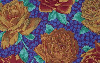 PWPJ077.COBALT - Rose Bloom