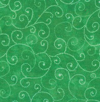 9908-11 Moda - Marble Swirls - Grass Green