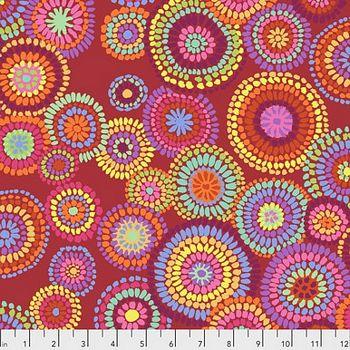 PWGP176.RED - Mosaic Circles