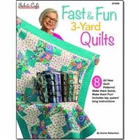 Fast & Fun 3 yards Quilts