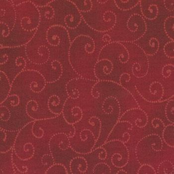 9908-50 Marble Swirls - Best Red