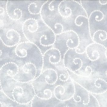 9908-80 Marble Swirls - Pastel Grey