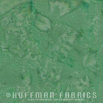 1895-211 Hoffman Bali Watercolors - Green Tea