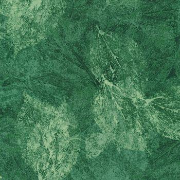 120128674 Fabri-Quilt Windfall Leaf - Forest