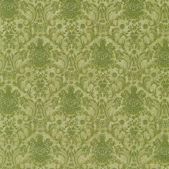 12012721 Fabri-Quilt Natural Beauty Cherub - Green