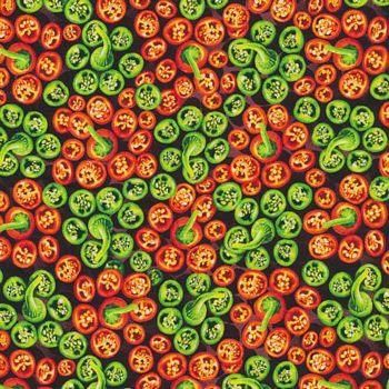 120-17701 Fabri-Quilt Market Medley - Peppers