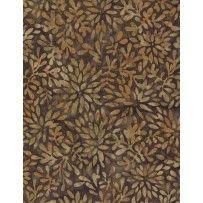 22179-220 - Wilmington Packed Petals - Brown