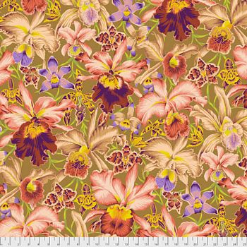 PWPJ092.BROWN - Orchids