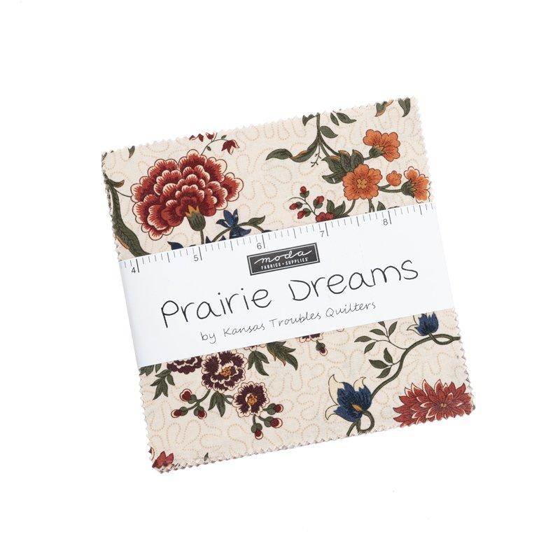 Moda Prairie Dreams Charm Pack - 5 squares