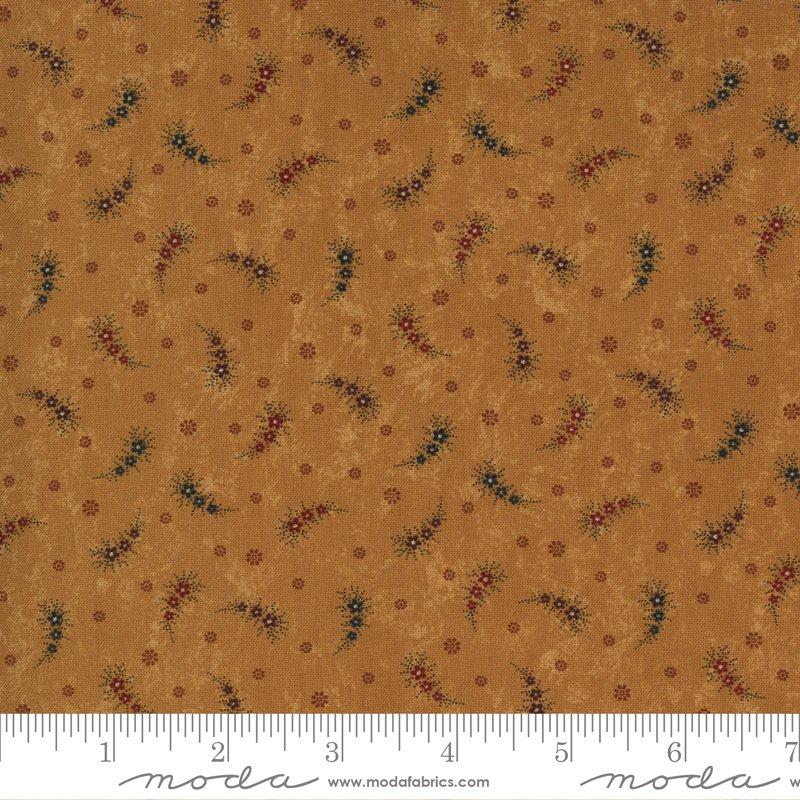 9651 12 - Moda Prairie Dreams Daisy Chain - Gold