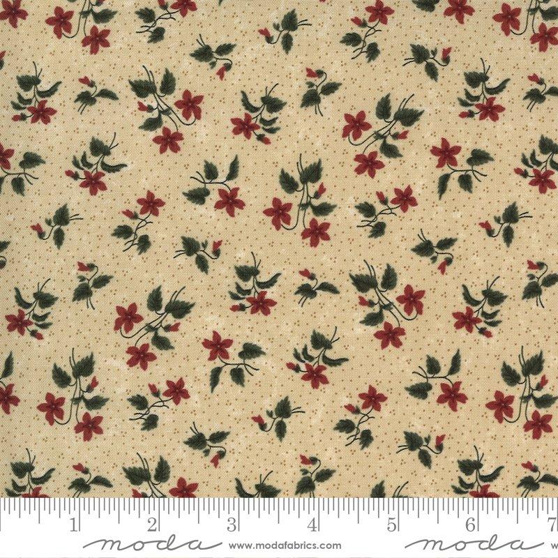9652 11 - Moda Prairie Dreams Blossoms - Tan