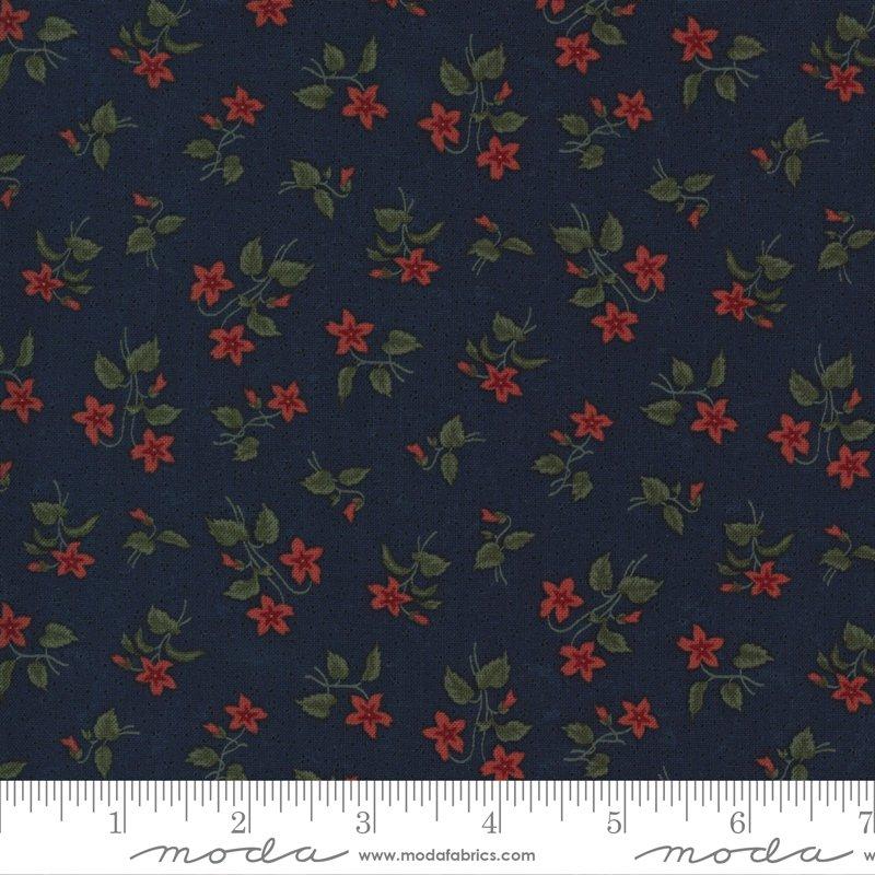 9652 14 - Moda Prairie Dreams Blossoms - Navy