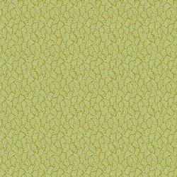9878M-G Maywood Belle Epoque Green Micro Leaves