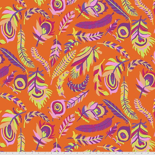 PWBM080.ORANGE - Tickle My Fancy - Orange