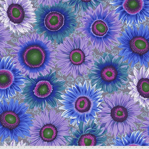 PWPJ111.BLUE - Van Gogh - Blue