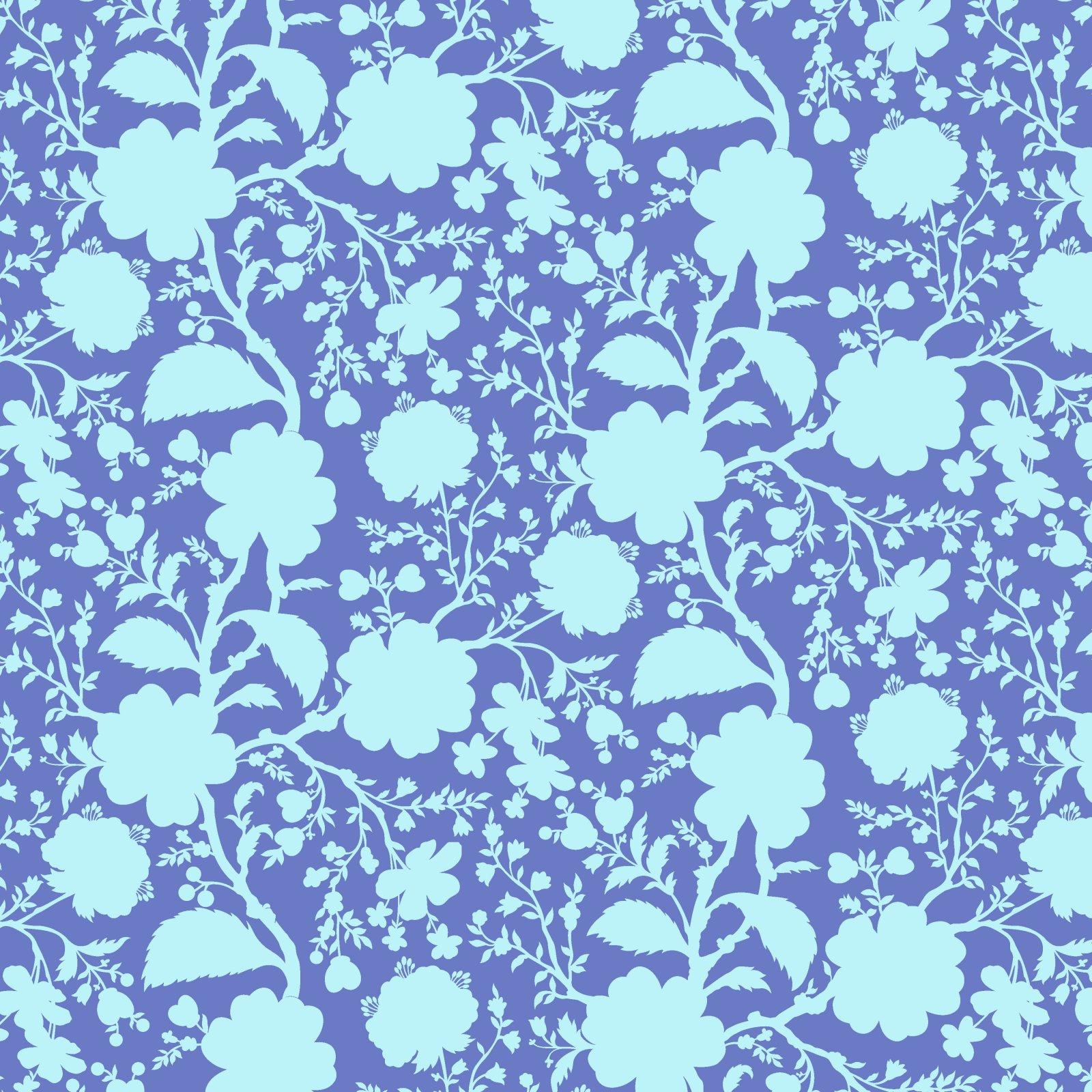 PWTP149.DELPHINIUM - Tula Pink Wildflower - Delphinium