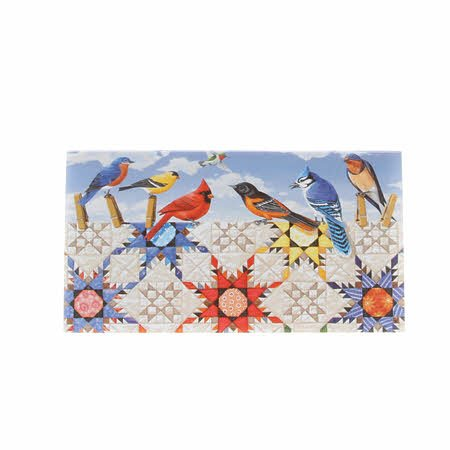 RPP78 - 2 Year Pocket Planner - Feathered Star