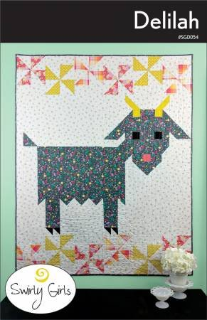 Delilah Pattern by Sew Girly Designs