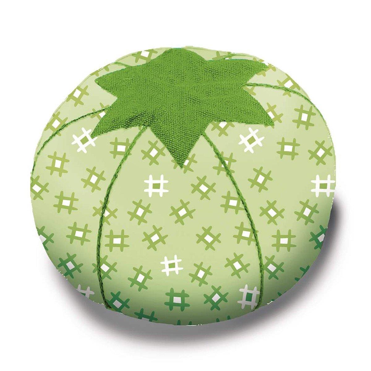 Prim Pin Cushion - Granny Apple