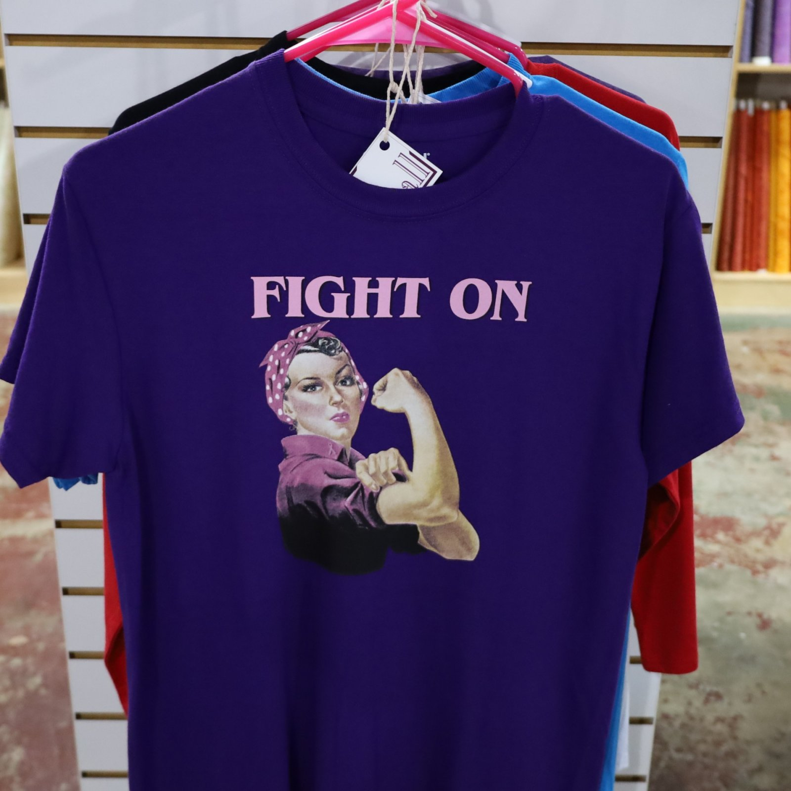 S - Fight On