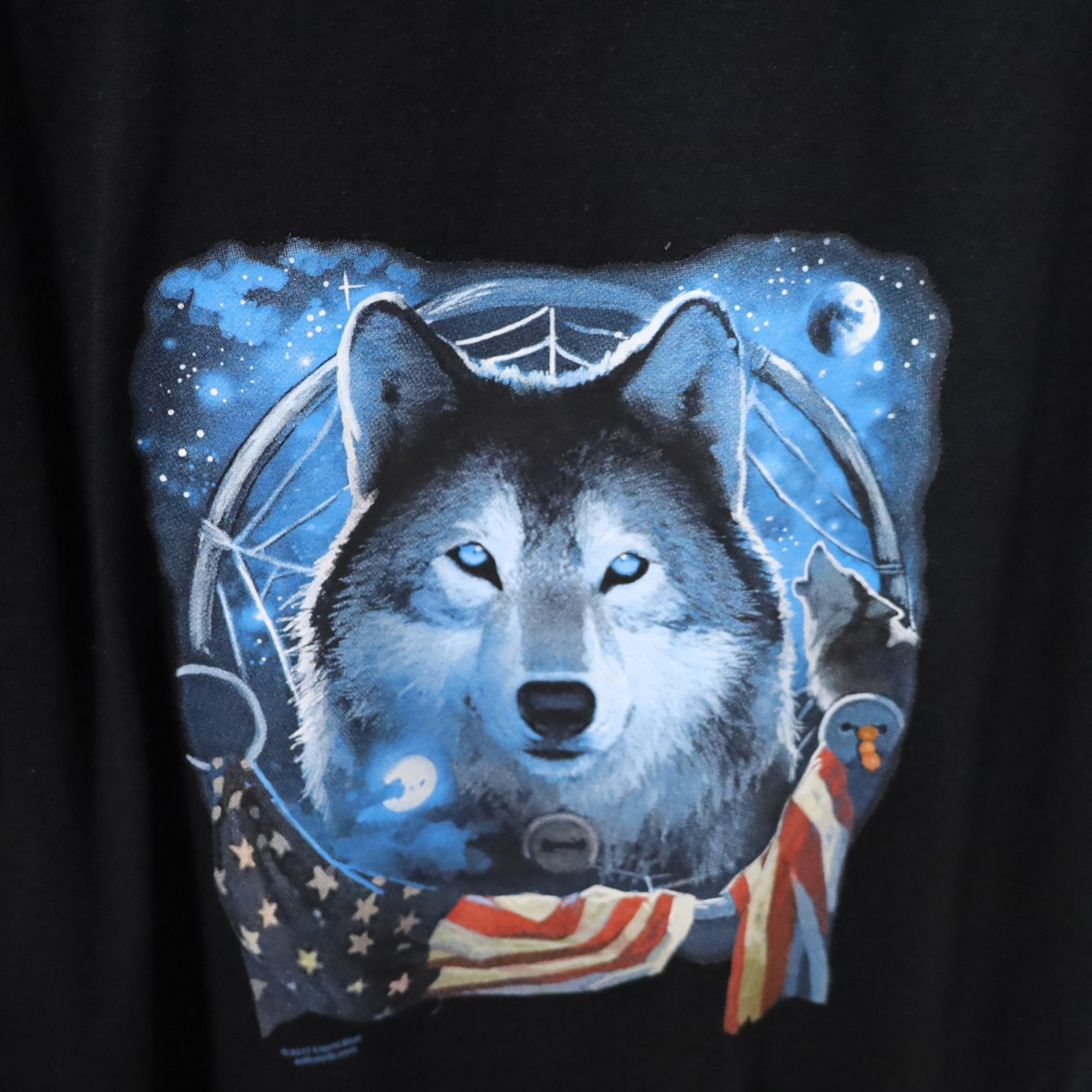 L - Wolf