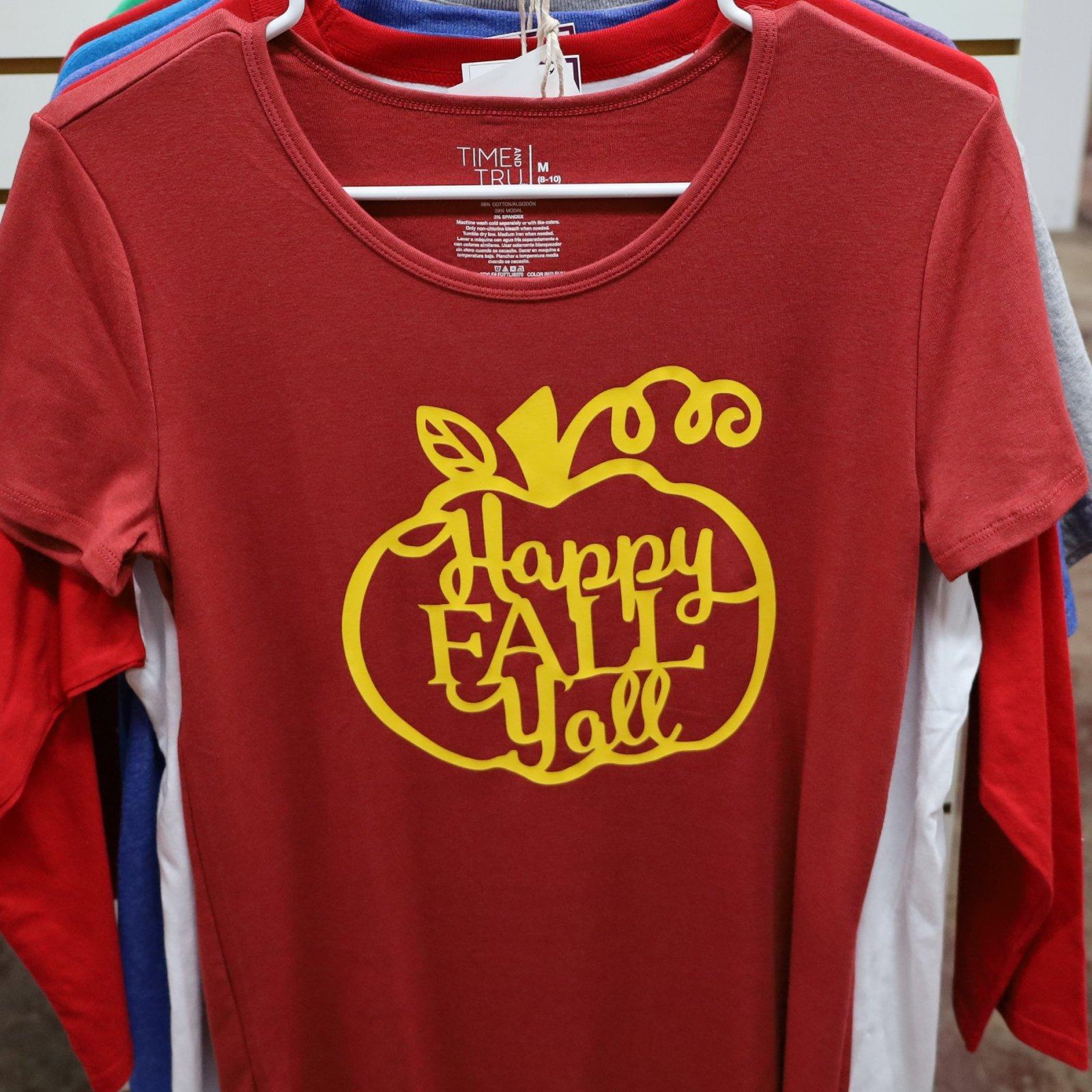 M - Happy Fall Yall