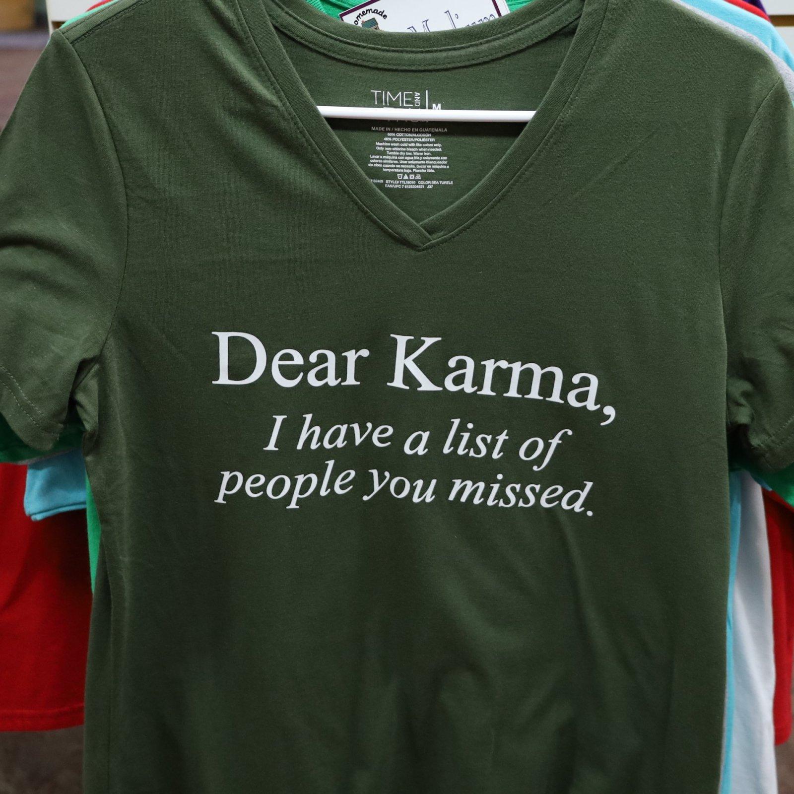 M - Karma