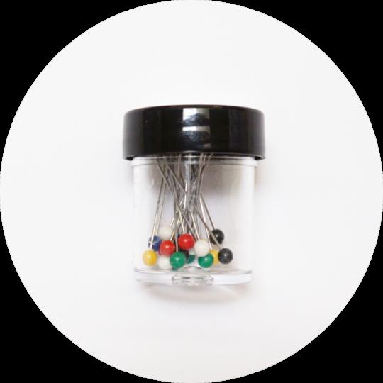 20 ss  Pins Replacement Pins for Art Glitter 2 & 4 oz Glue