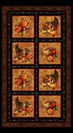 P & B Textiles-Harvest  209-K