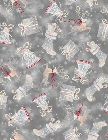 Quilting Treasures-Holiday Elegance  23878-K