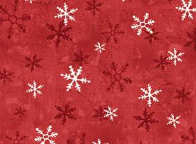 Red Rooster Fabrics-Home for the Holidays  25940-Red1