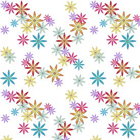 Quilting Treasures-Party Like a Unicorn  26914-Z