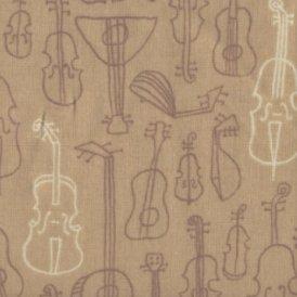 P & B Textiles-Bebop  317-E