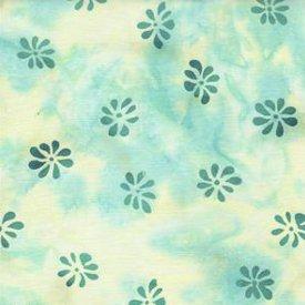 Batik Textiles-I Sea Spots  3320