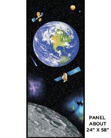 Benartex-I Want My Space  3381-99