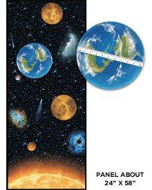 Benartex-I Want My Space  3382-99