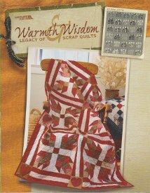 Warmth & Wisdom-Legacy of Scrap Quilts