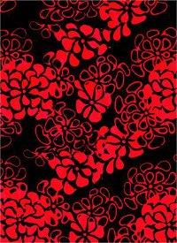 Batik Textiles-Mood Rings & Double Dutch  3534