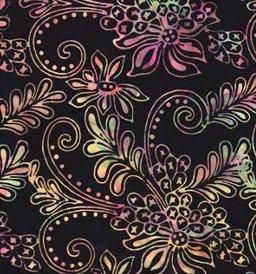 Batik Textiles-Tropical Sorbet  3603