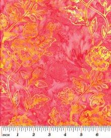 Benartex-Rainbow Bright Balis  3688-10
