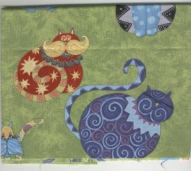 South Sea Imports-Cat's Meow  38721-745