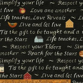 Windham Fabrics-Simple Life  39056