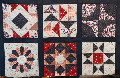 Beginning Quilting Sampler