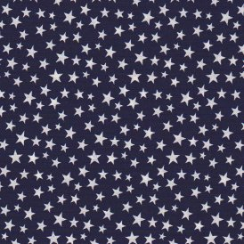 Classic Cottons-100% Made in the USA  48488-White/Navy
