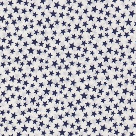 Classic Cottons-100% Made in the USA  48489-Navy/White