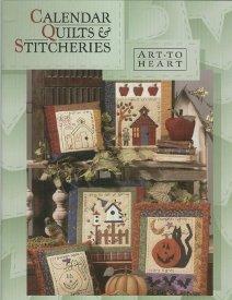 Art to Heart-Calendar Quilts & Stitcheries