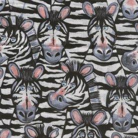 Blank Quilting-Jungle Buddies  5850-White