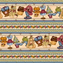 South Sea Imports-A Quilter's Home  59001-234